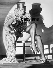 031 HELMUT BERGER IN DRAG AS MARLENE DIETRICH BLUE ANGEL THE DAMNED PHOTO