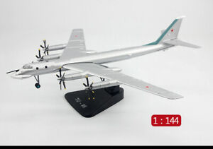 Details About Atlas 34cm Long Russian Tupolev Tu 95 Bear Bomber In Blister Box Metal Diecast