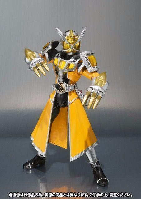 S.H.Figuarts Masked Kamen Rider WIZARD LAND DRAGON Action Figure BANDAI Japan