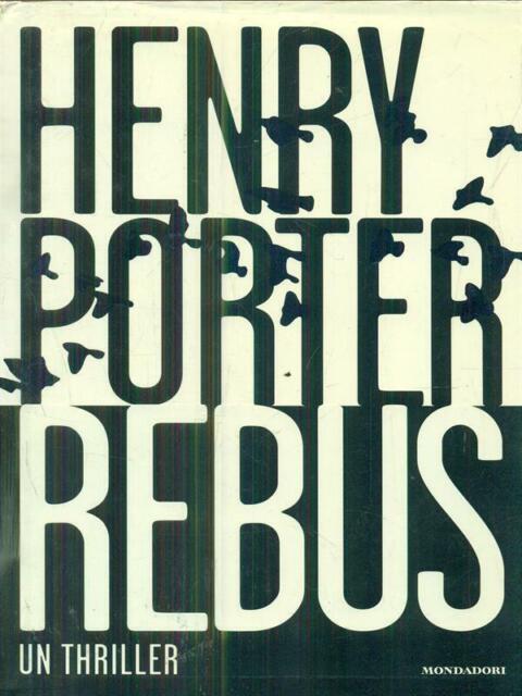 REBUS  PORTER HENRY MONDADORI 2005 OMNIBUS