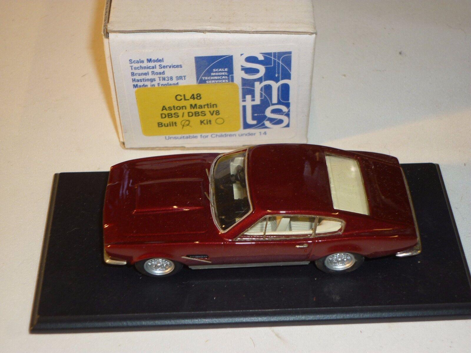 SMTS models CL48 Aston Martin DBS V8, Boxed,