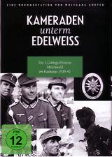 Kameraden unterm Edelweiss - 1. Gebirgs-Division im Kaukasus 1941-42 (DVD)