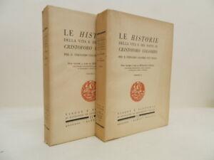 Le historie della vita e dei fatti di Cristoforo Colombo - R. Caddeo/ Alpes/193