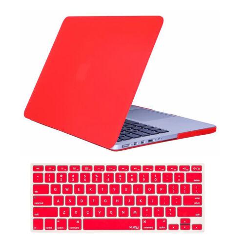 Glossy Crystal Hardcase Shell+Keyboard Cover For Mac Macbook PRO 15 Retina A1398