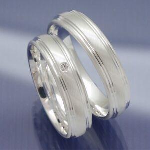 1-Paar-Trauringe-Freundschaftsringe-Partnerringe-aus-925-Silber-P7112013