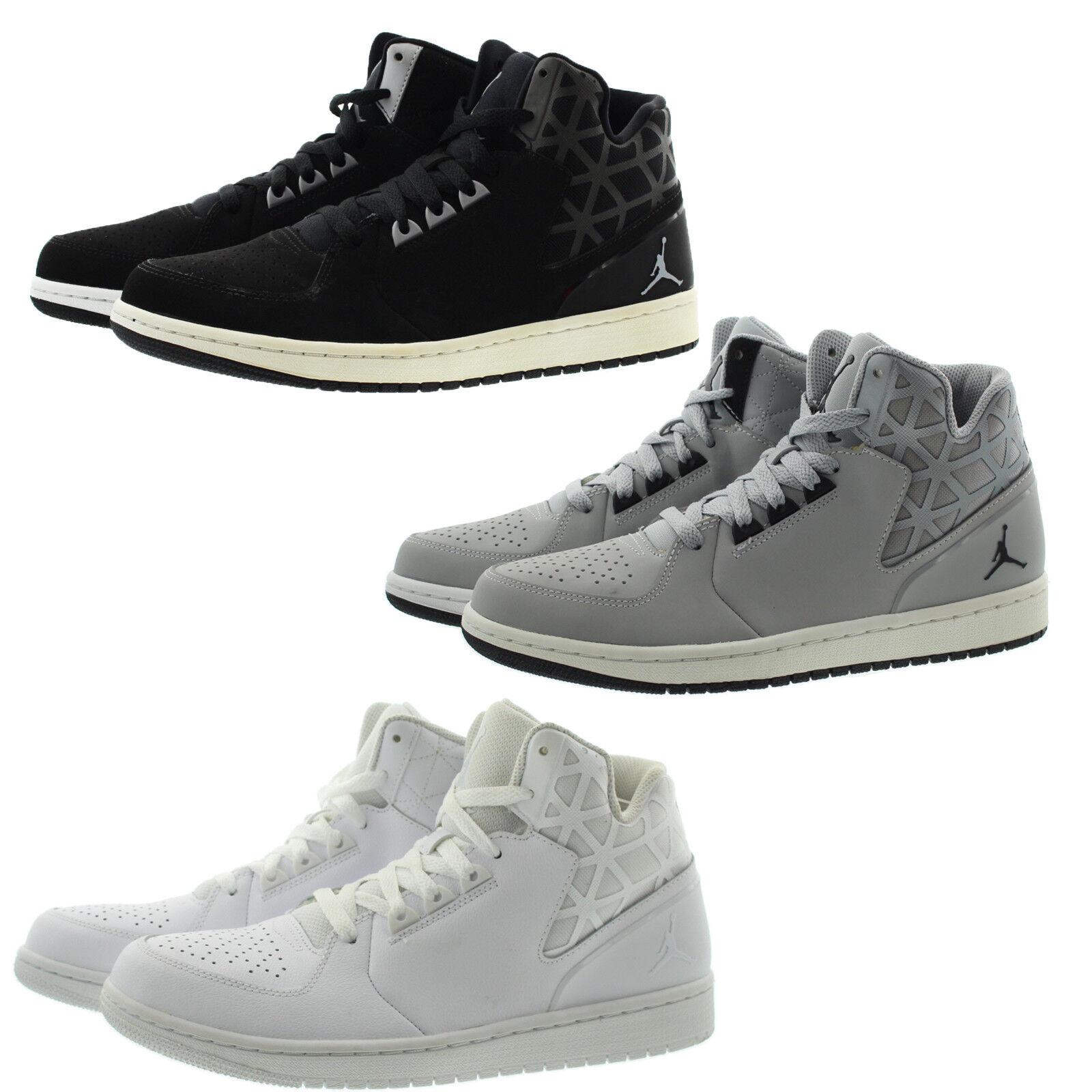 timeless design ecc8d 79d03 Nike 706954 Mens Air Jordan 1 Flight 3 Casual Basketball Shoes Sneakers
