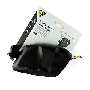 Topeak-TC2293B-Weatherproof-DynaWedge-Strap-Mount-Bike-Saddle-Seat-Bag