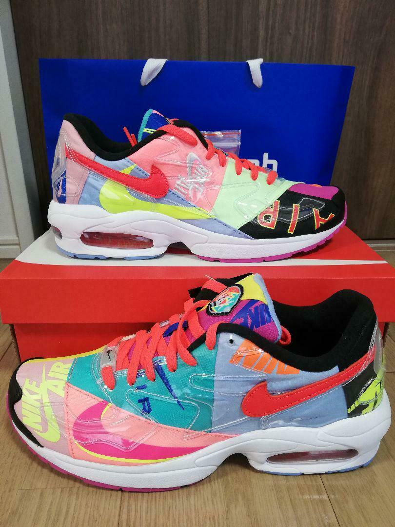 New atmos con NIKE AIR MAX 2 LIGHT atmoscon Collaboration US10 F S