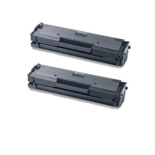 M2070F M20 M2070FW 2PK Compatible MLT-D111S Black Toner for Samsung For M2070