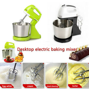 Electric-Stand-Mixer-7-Speed-Setting-Power-Egg-Beater-Kitchen-Mixer