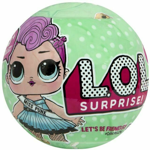 Lol Surprise Doll Series 2 Lets Be Friends 7 Surprises 35 To