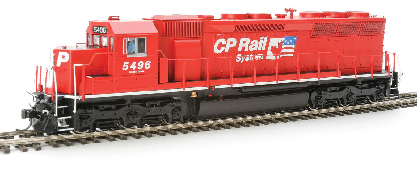 EMD SD45-Soundtraxx Tsunami (R) (r) Sound & DCC Canadian Pacific 5496