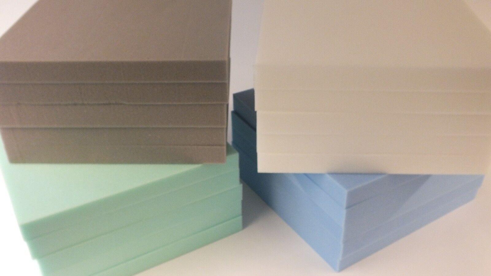 Upholstery Foam Sheet High Low Medium Low High Density any Thickness any   e40ba2