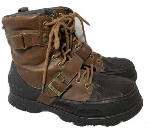 Ralph Lauren Polo Brennen II Boots Size 10 D Hikin