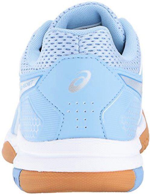 Asics de de de mujer Gel-Zapato rocketvolleyball-Pick talla Color. 46bcda