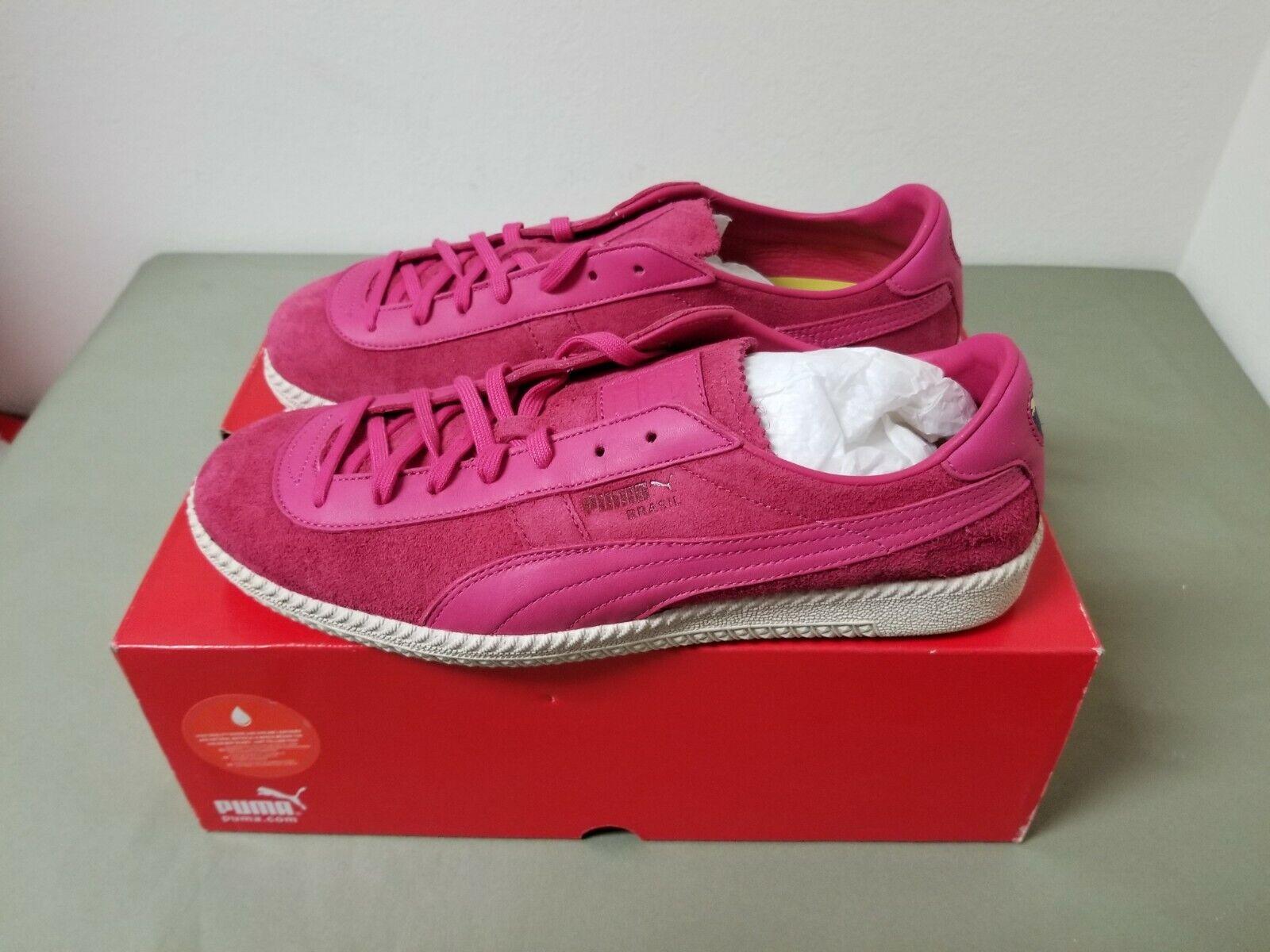 New Mens Puma Brazil MMQ sneakers. 355946