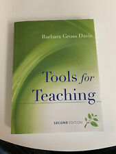 Tools for Teaching by Barbara Gross Davis (2009, Paperback, Revised)
