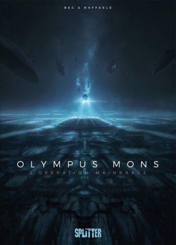 Operation Mainbrace Deutsch NEUWARE Splitter Comic Olympus Mons 2