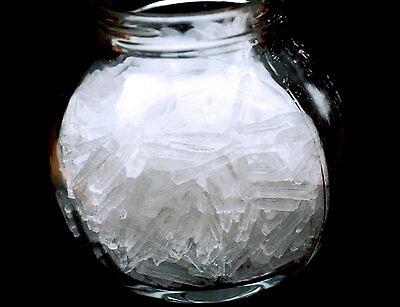 25g Premium Menthol Crystals BP/EP/USP Grade Aromatherapy