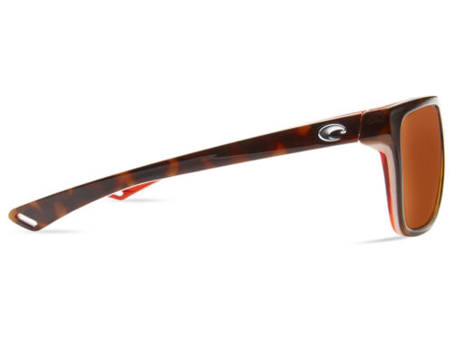 Costa Del Mar Remora Tortoise /& Hibiscus Copper 580 Glass 580G NEW