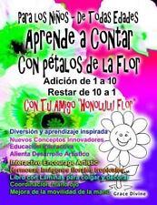 Para Los niños - de Todas Edades Aprende a Contar con Pétalos de la Flor...