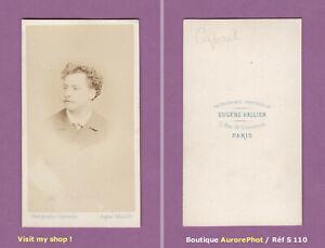 CDV-HALLIER-a-PARIS-VICTOR-CAPOUL-CHANTEUR-LYRIQUE-OPERA-COMIQUE-1870-S110