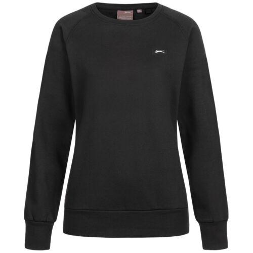 Slazenger loola Sweat Femmes Entraînement Fitness Haut Sweatshirt s046358a NEUF