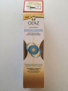 Oil of Olaz Everyday Sunshine - Deutschland - Oil of Olaz Everyday Sunshine - Deutschland