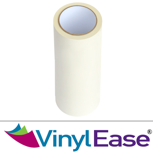 12 in x 100 ft Roll PAPER Application Transfer Tape for Sign Craft Vinyl V0821
