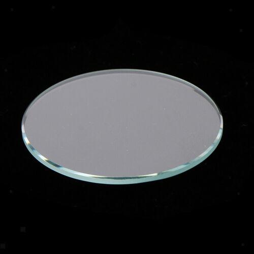 Details about  /20 Stück 28mm 38mm flache Uhr Kristall Mineralglas Teil Uhrglas ersetzen