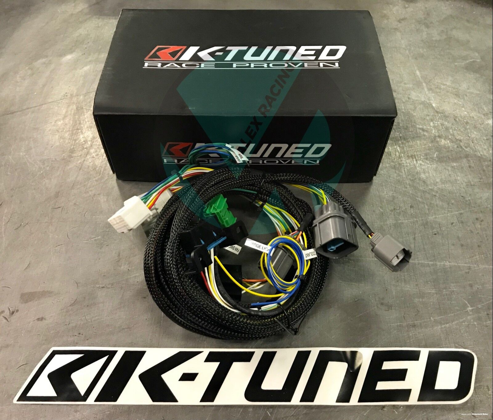 K Tuned Ek Swap Conversion Harness 99 00 Honda Civic K20 K24 Ebay K20a Wiring Norton Secured Powered By Verisign