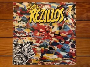 The Rezillos Can T Stand 1978 Sire Srk 6057 Promo