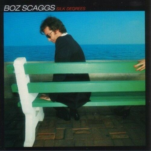 1 of 1 - Boz Scaggs - Silk Degrees [New CD] Holland - Import