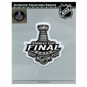 2019 Official NHL Stanley Cup Final Jersey Patch Boston Bruins St Louis Blues