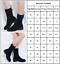 Damen-Mittel-Kalb-Boots-Blockabsatz-Militar-Knochel-Work-Stiefel-Stiefeletten miniatura 6