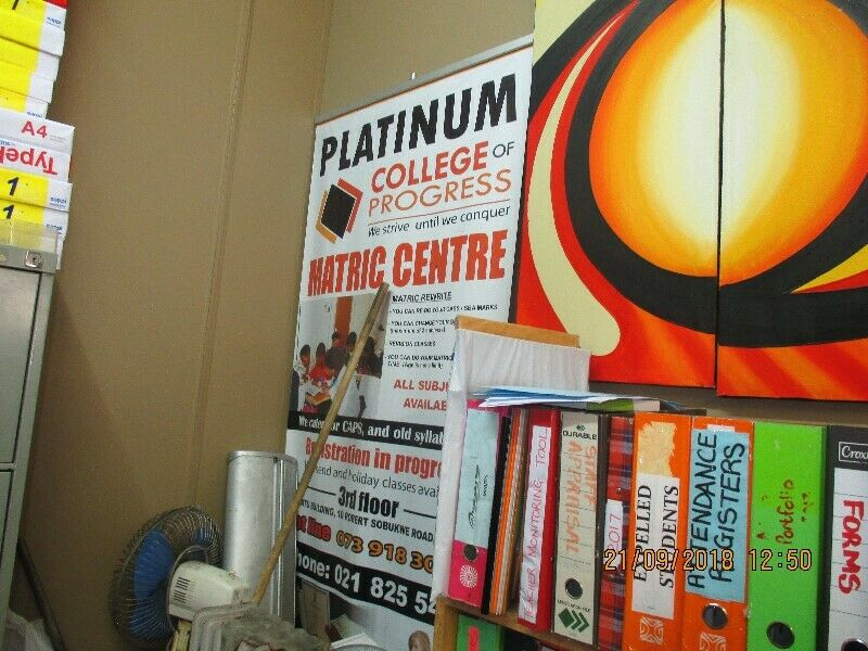 Platinum College Matric Rewrite Programme Bellville Gumtree Classifieds South Africa 676402832