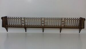 """1//12 scale  Dolls House    Balcony  Kit    6/""""    DHD1807"""