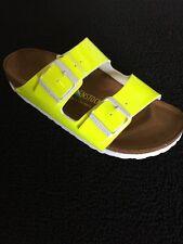 Birkenstock Arizona Women's Neon Yellow 36 - 37 - 38 - 39 - 42