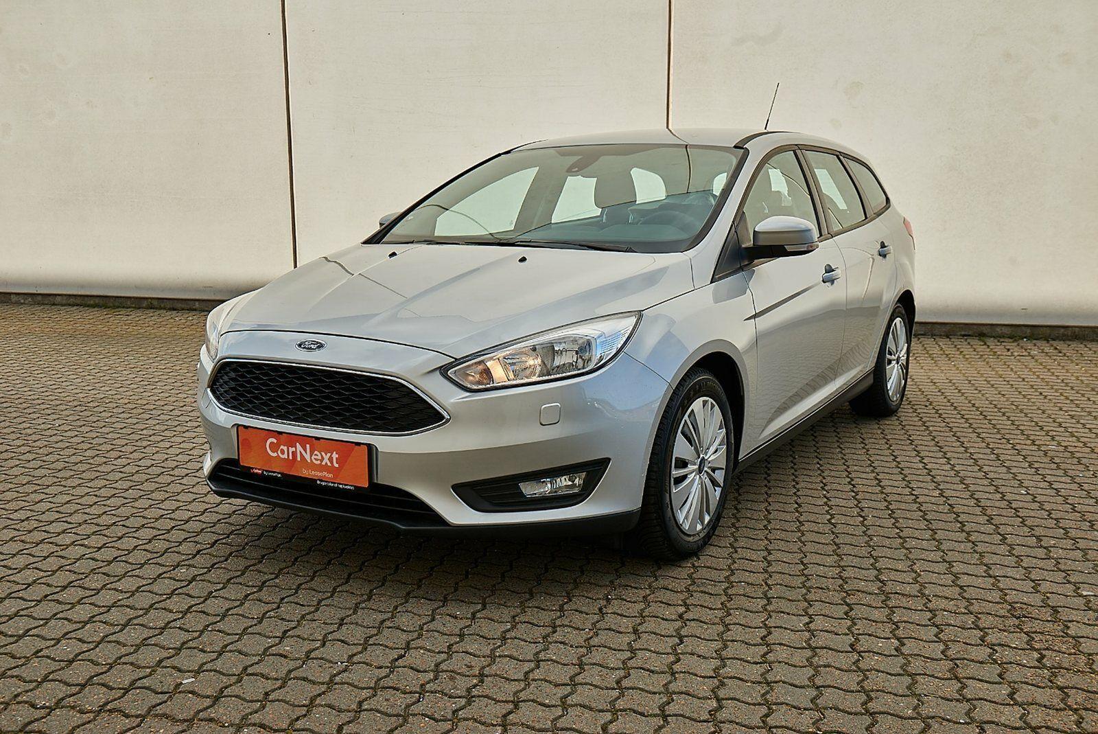 Ford Focus 1,5 TDCi 120 Business stc. 5d - 139.900 kr.