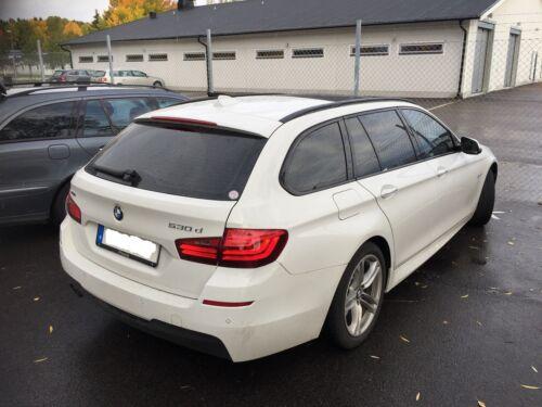 Auto Sonnenschutz Scheiben-Tönung Sonnenblenden BMW 5 Touring F 11 Bj.09-16