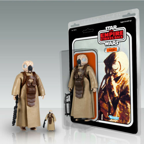 NEW Gentle Giant Kenner Jumbo Star Wars Zuckuss Bounty Hunter 12/'/' Action Figure