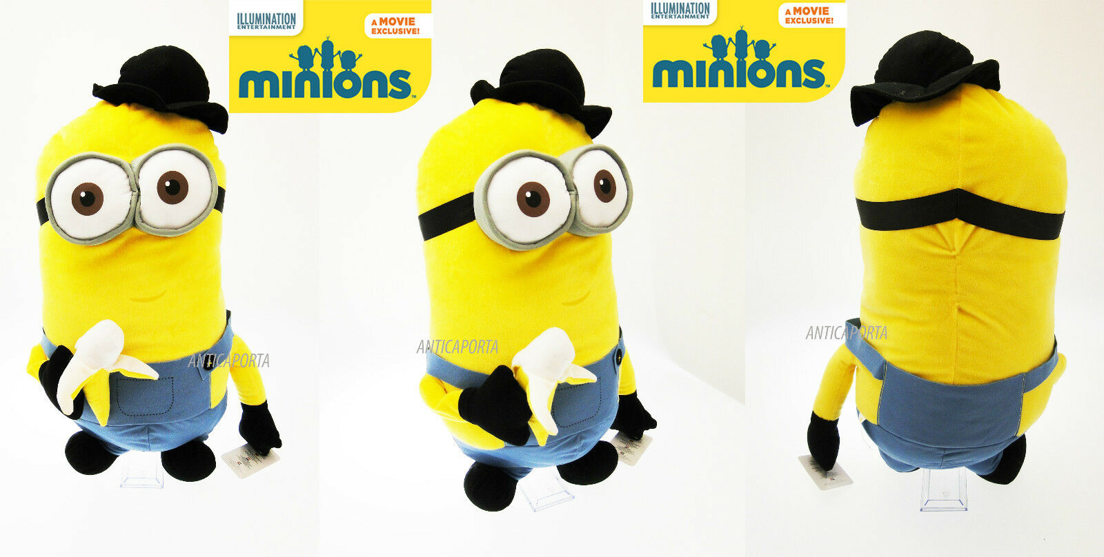 Soft toy Film Minions 2015 Movie 40 cm Banana Minion Despicable Me Original