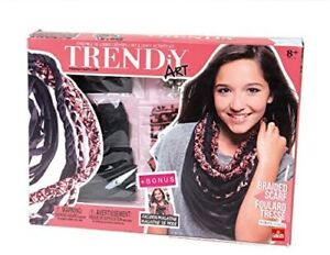 Kit-De-Loisirs-Creatifs-Trendiy-Art-Foulard-Tresse