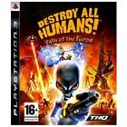 Destroy All Humans Path of the Furon (Sony PlayStation 3, 2014)