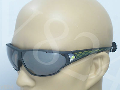 ADIDAS a 197 6120 S Tycane Pro Outdoor Occhiali Da Sole Eyewear Occhiali sport sci RUOTA