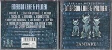 Emerson Lake & Palmer CD FANFARE (c) 2003