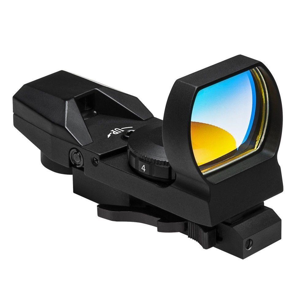 NcStar VISM KeyMod Mount Q Release 4 Reticle Reflex Optic LED Dot Sight w Warnty