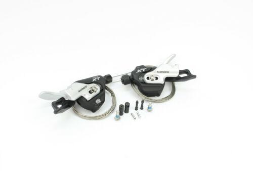 Shimano Deore XT 2//3 /& 10 fach I-Spec B Schalthebel Set SL-M780 Trigger Shifter