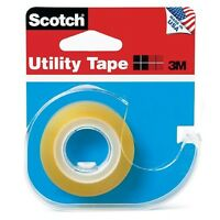 Scotch Utility Tape With Dispenser 1 Ea (pack Of 3) on sale