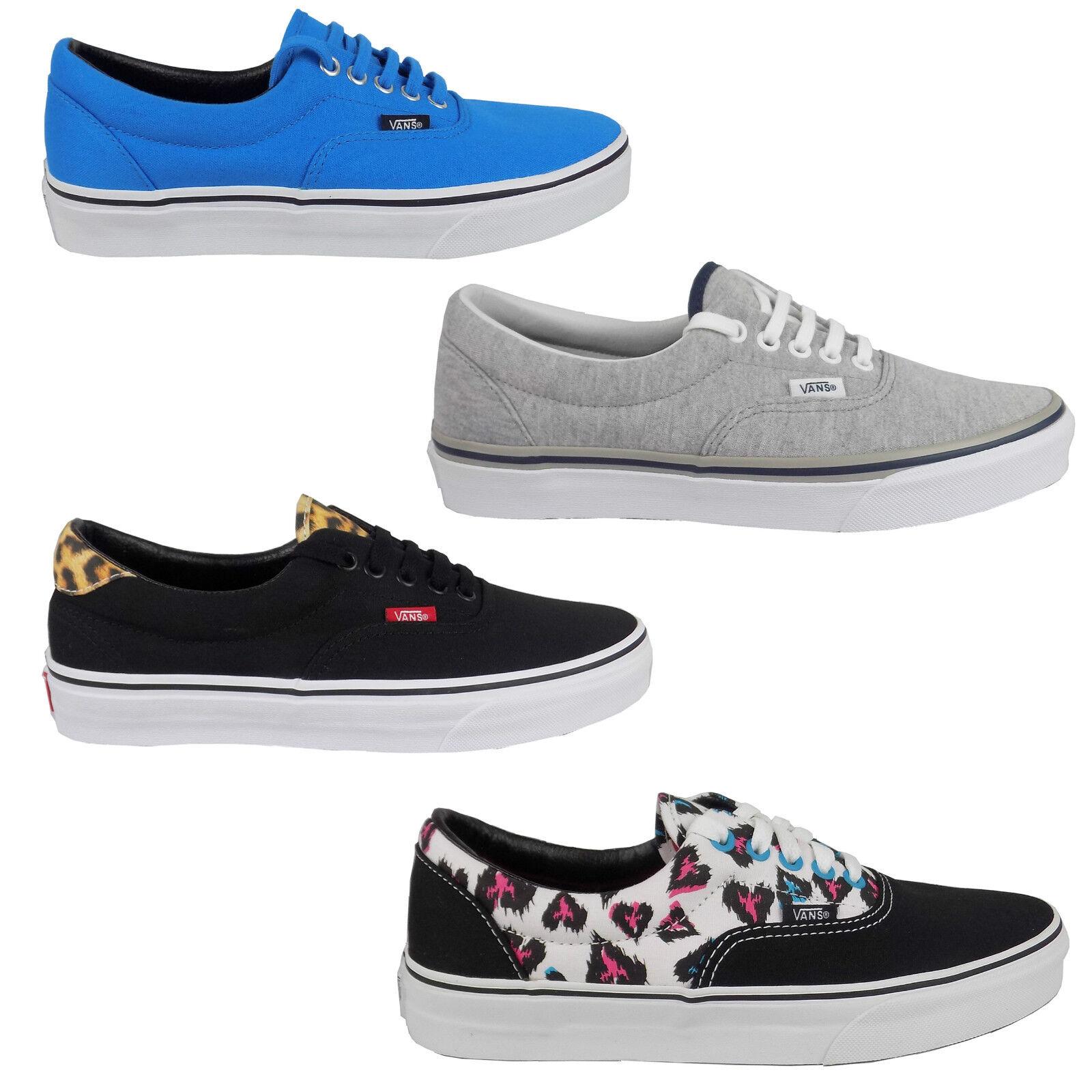 VANS zapatos zapatillas UNISEX IN IN IN TELA AZZURRO - gris - negro - FANTASIA ORIGINALI a56151